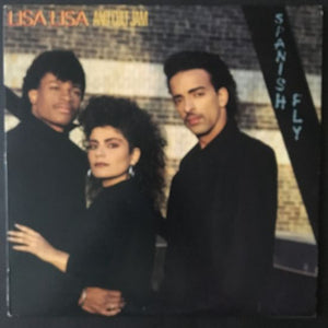 Lisa Lisa and Cult Jam: Spanish Fly LP