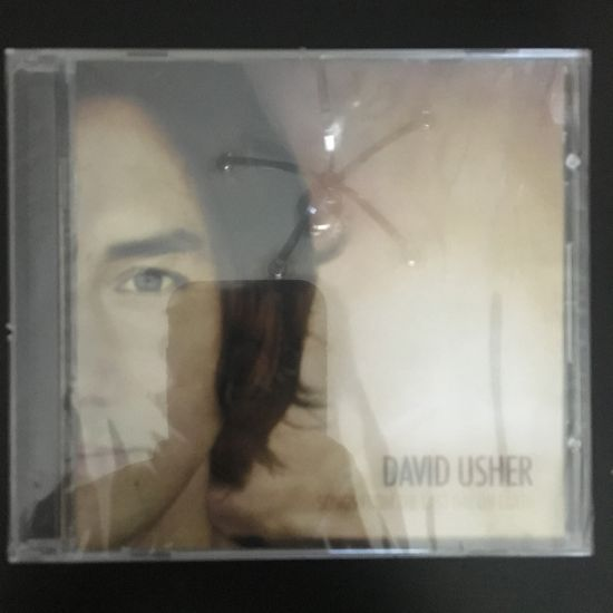 David Usher: Songs From the Last Day On Earth CD