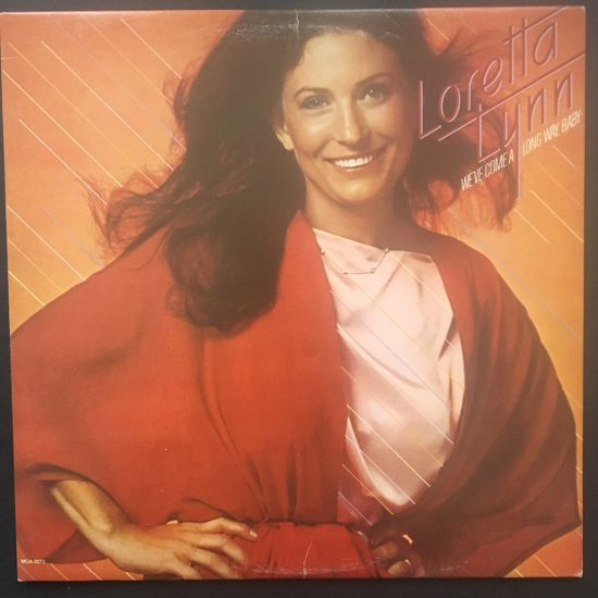 Loretta Lynn: We've Come a Long Way Baby LP