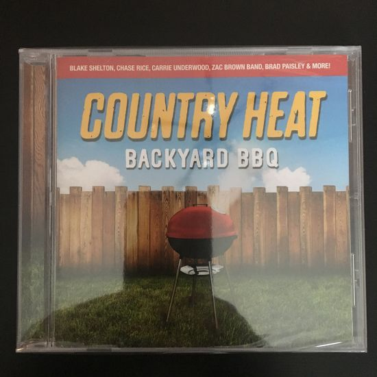Various Artists: Country Heat Backyard BBQ CD