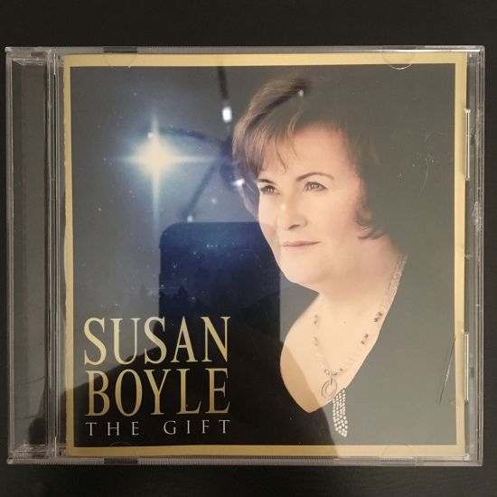 Susan Boyle: The Gift CD