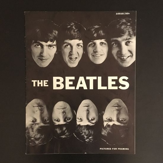 Beatles: pictures for framing (magazine)