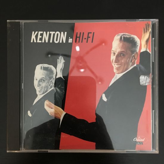 Stan Kenton: Kenton in Hi-Fi CD