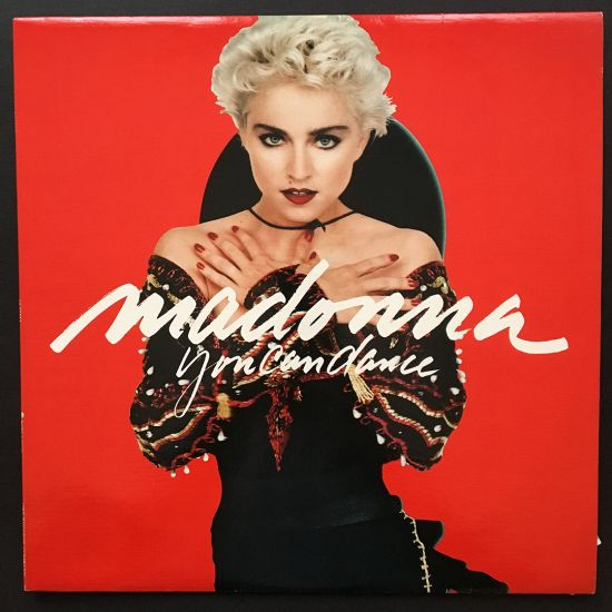 Madonna: You Can Dance LP
