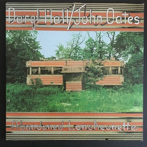 Daryl Hall and John Oates: Abandoned Luncheonette LP