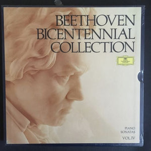 Ludwig van Beethoven: Beethoven Bicentennial Collection: Piano Sonatas (Vol. IV) LP Box set