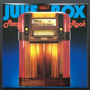Various Artists: Juke Box Party Rock Vol. 1 LP