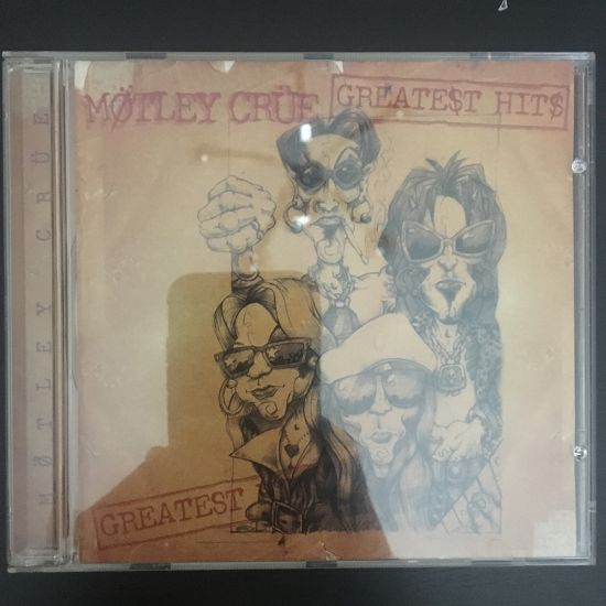 Mötley Crüe: Greatest Hits CD