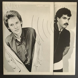 Daryl Hall and John Oates: Voices LP