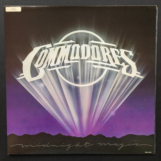 Commodores: Midnight Magic LP