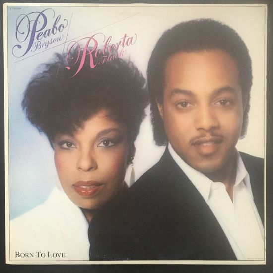 Peabo Bryson and Roberta Flack: Born to Love LP
