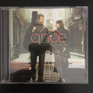 Glen Hansard and Marketa Irglova: Once: Music From the Motion Picture CD