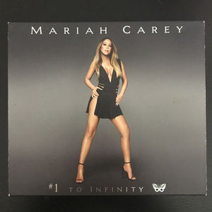 Mariah Carey: #1 to Infinity CD