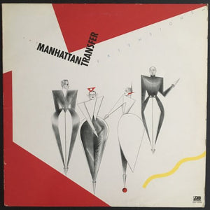Manhattan Transfer: Extensions LP