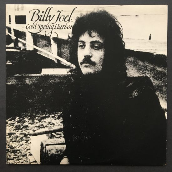 Billy Joel: Cold Spring Harbor LP