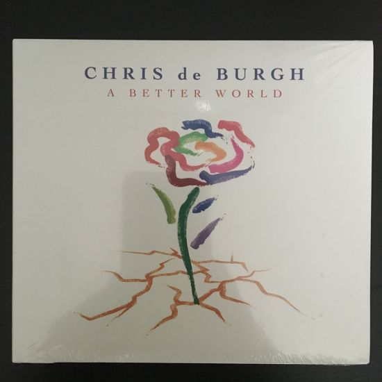 Chris de Burgh: A Better World CD