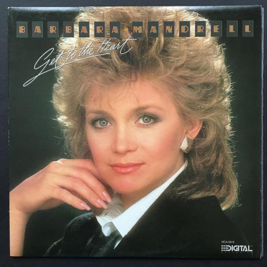 Barbara Mandrell: Get to the Heart LP