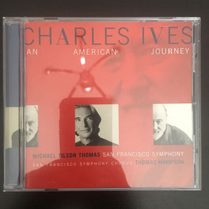 Charles Ives: An American Journey CD