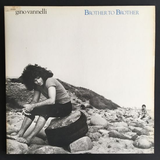 Gino Vannelli: Brother To Brother LP
