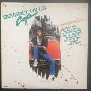 Various Artists: Beverly Hills Cop: Music from the Original Motion Picture Soundtrack LP