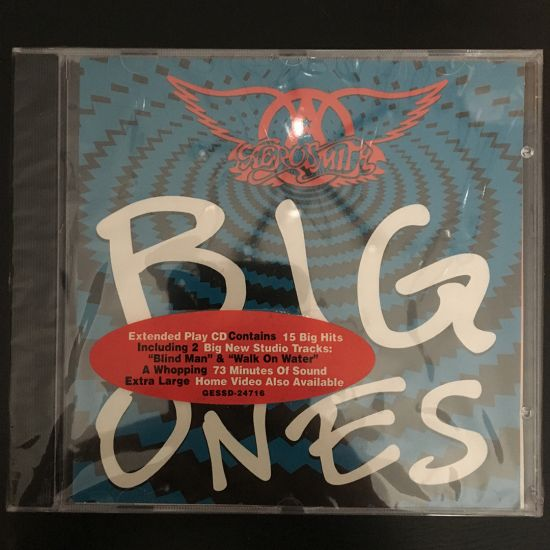 Aerosmith: Big Ones CD