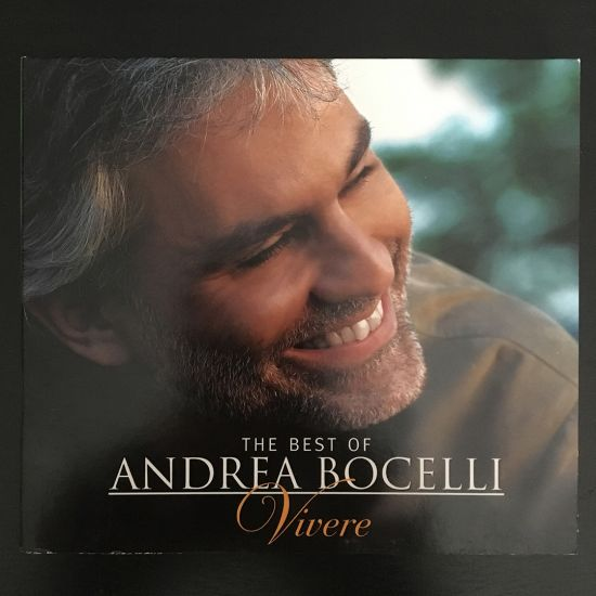 Andrea Bocelli: Vivere: the Best of Andrea Bocelli CD