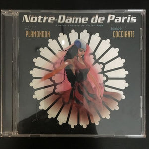 Luc Plamondon and Richard Cocciante: Notre-Dame de Paris CD