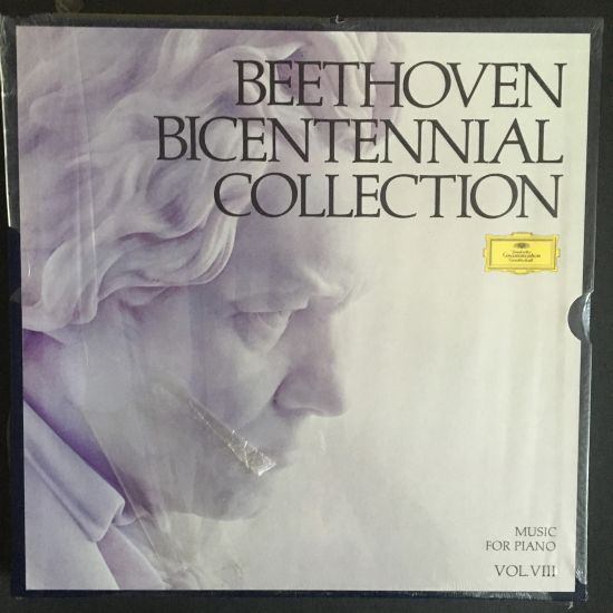 Ludwig van Beethoven: Beethoven Bicentennial Collection: Music for Piano (Vol. VIII) LP Box set