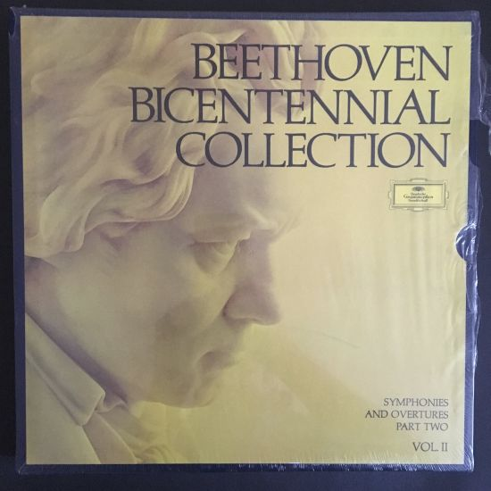 Ludwig van Beethoven: Beethoven Bicentennial Collection: Symphonies and Overtures Part Two (Vol. II) LP Box set