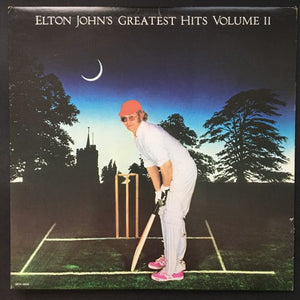 Elton John: Elton John's Greatest Hits Volume II LP
