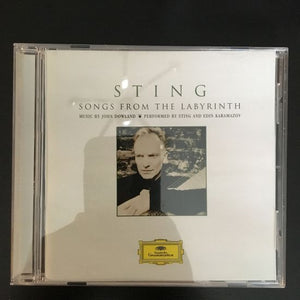 Sting: Songs From the Labyrinth CD