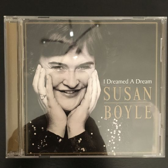 Susan Boyle: I Dreamed a Dream CD