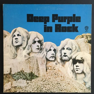 Deep Purple: Deep Purple In Rock LP