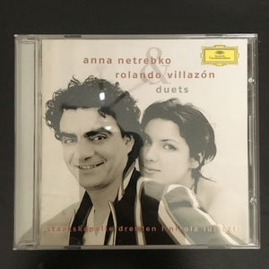 Anna Netrebko and Rolando Villazón: Duets CD