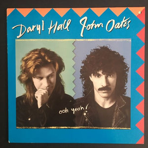 Daryl Hall and John Oates: Ooh Yeah! LP