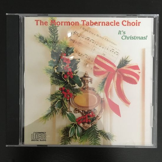 Mormon Tabernacle Choir: It's Christmas! CD