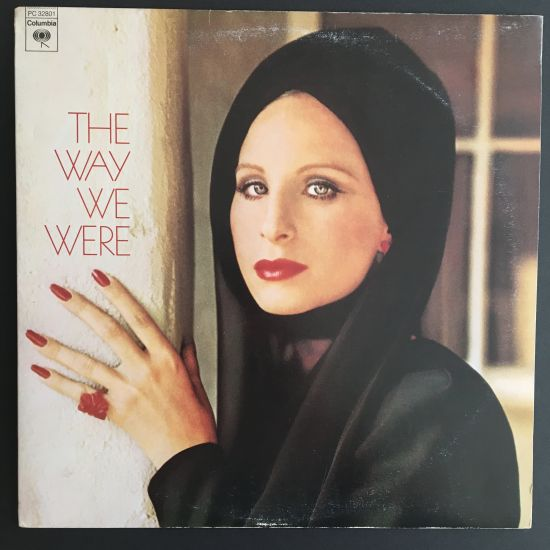 Barbra Streisand: The Way We Were LP
