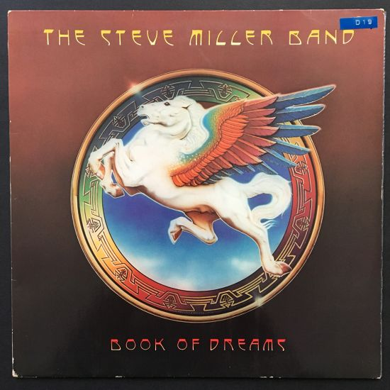 The Steve Miller Band: Book of Dreams LP
