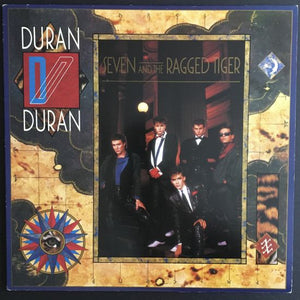 Duran Duran: Seven and the Ragged Tiger LP