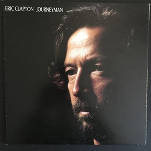 Eric Clapton: Journeyman LP