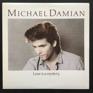 Michael Damian: Love Is a Mystery LP