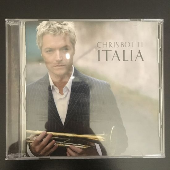 Chris Botti Italia CD