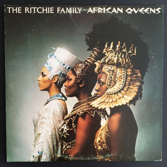 Ritchie Family: African Queens LP