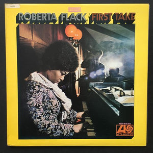 Roberta Flack: First Take LP