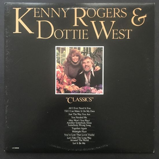 Kenny Rogers & Dottie West: Classics LP