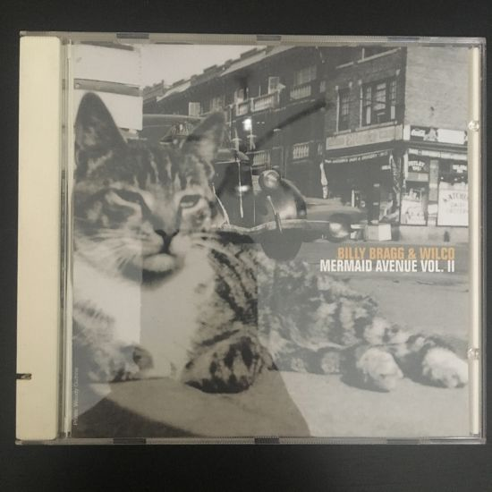 Billy Bragg & Wilco: Mermaid Avenue Vol. II CD