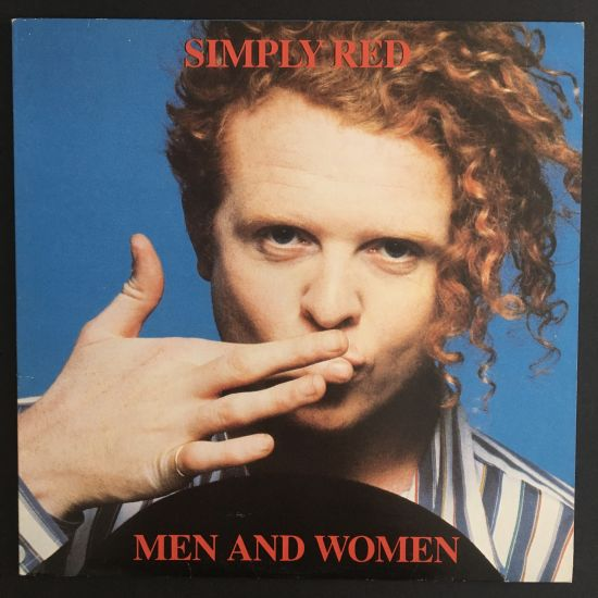 Simply Red: Men and Women LP