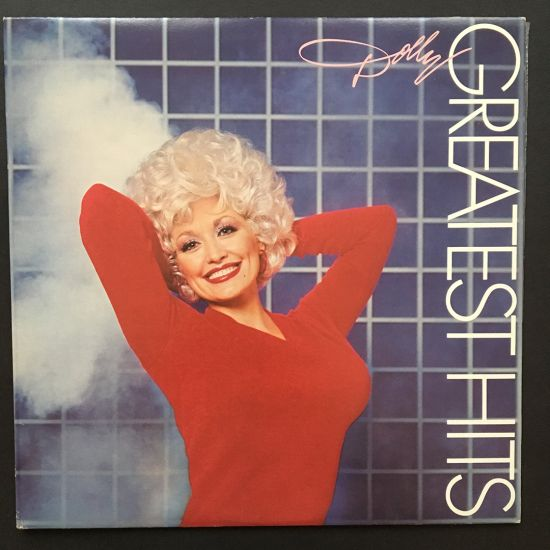 Dolly Parton: Greatest Hits LP