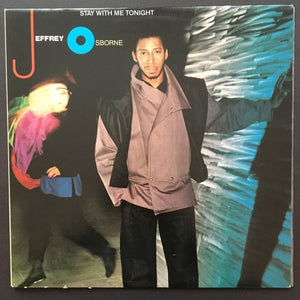 Jeffrey Osborne: Stay With Me Tonight LP