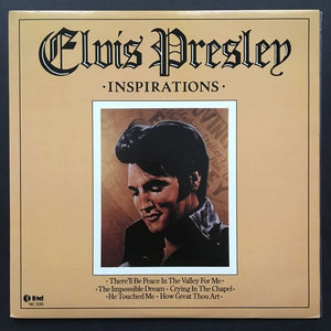 Elvis Presley: Inspirations LP